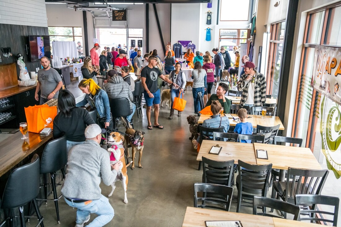 Annual Wagapalooza event at Bruz Beers in Denver - Mile High Dog magazine upcoming events page